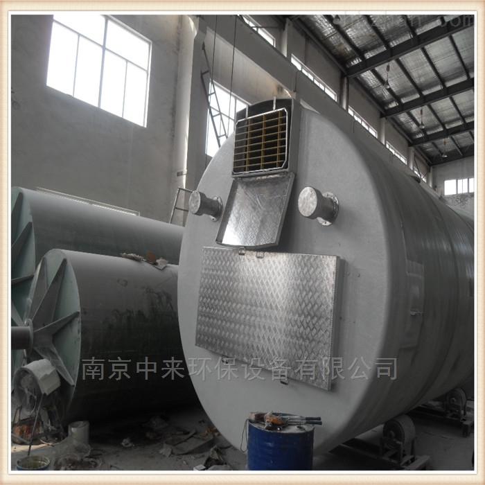 大型玻璃钢预制泵站/污水提升器