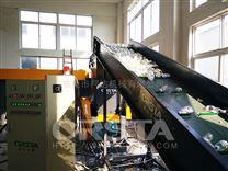 天津医用输液瓶回收粉碎清洗分离设备