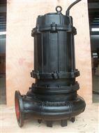WQS节能型双吸潜污泵