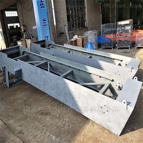 GSHZ500回转式不锈钢格栅拦污机特性