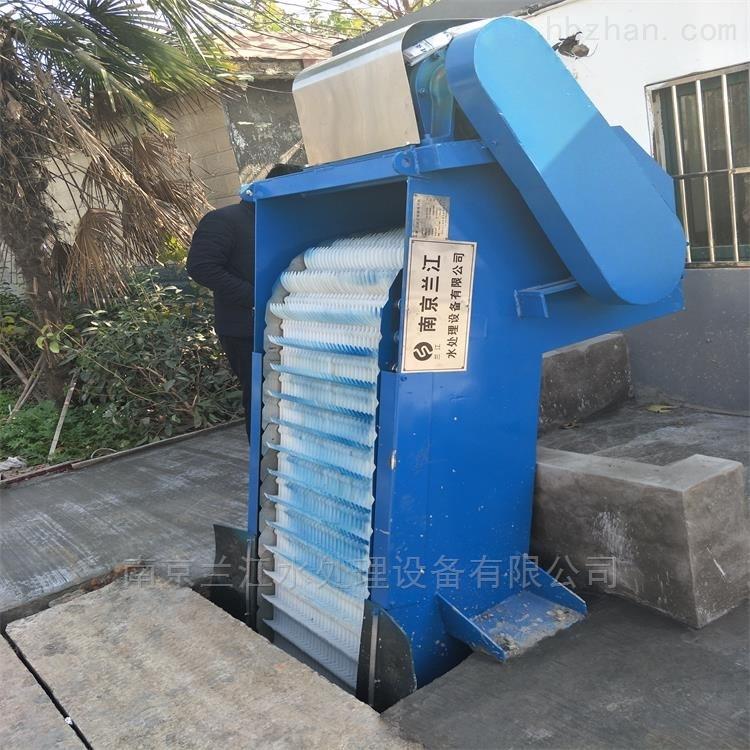 泵站GSHZ900型回转式格栅除污机