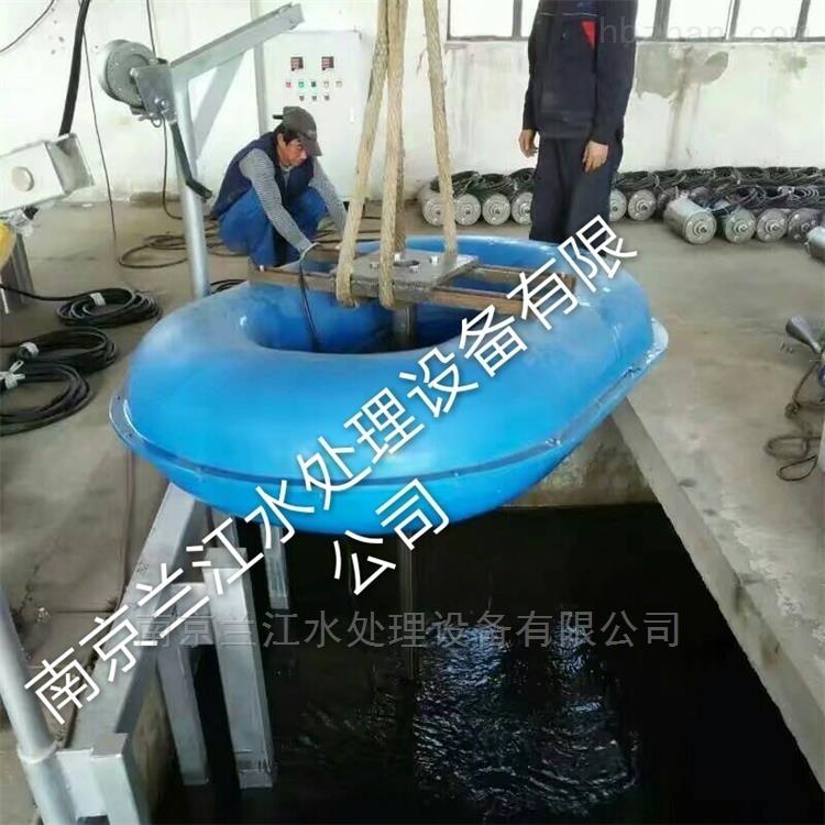 QFB河道浮筒液下曝气机现货供应