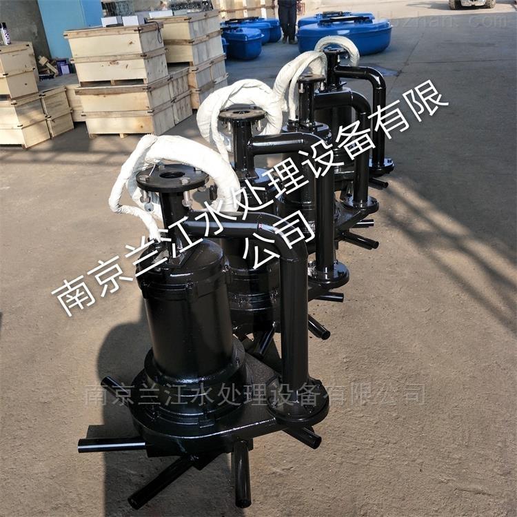 QFB河道浮筒曝气机性能
