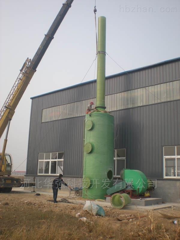 方形冷却塔施工