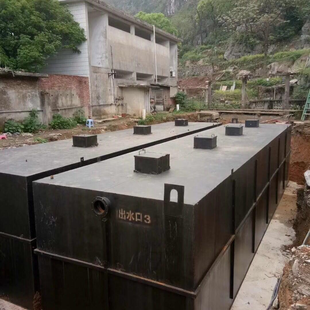 湘潭一體化污水處理設備廠醫院污水