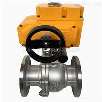 Q941F-16P高溫蒸汽導熱油電動球閥