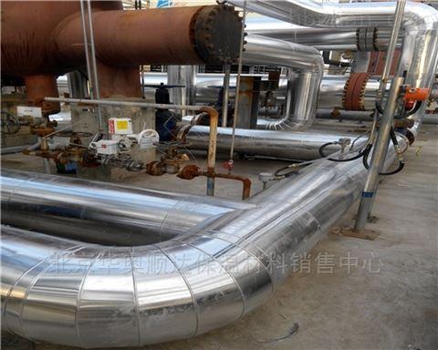 合肥白铁皮保温施工公司 施工现场