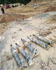 YGF乐山市静态破石头机器硬石头破裂机正规开采机器