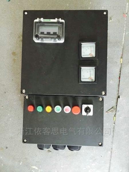 10K防水防尘防腐照明配电箱带总开关
