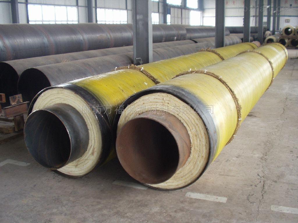 河北聚氨酯直埋保温管生产工艺