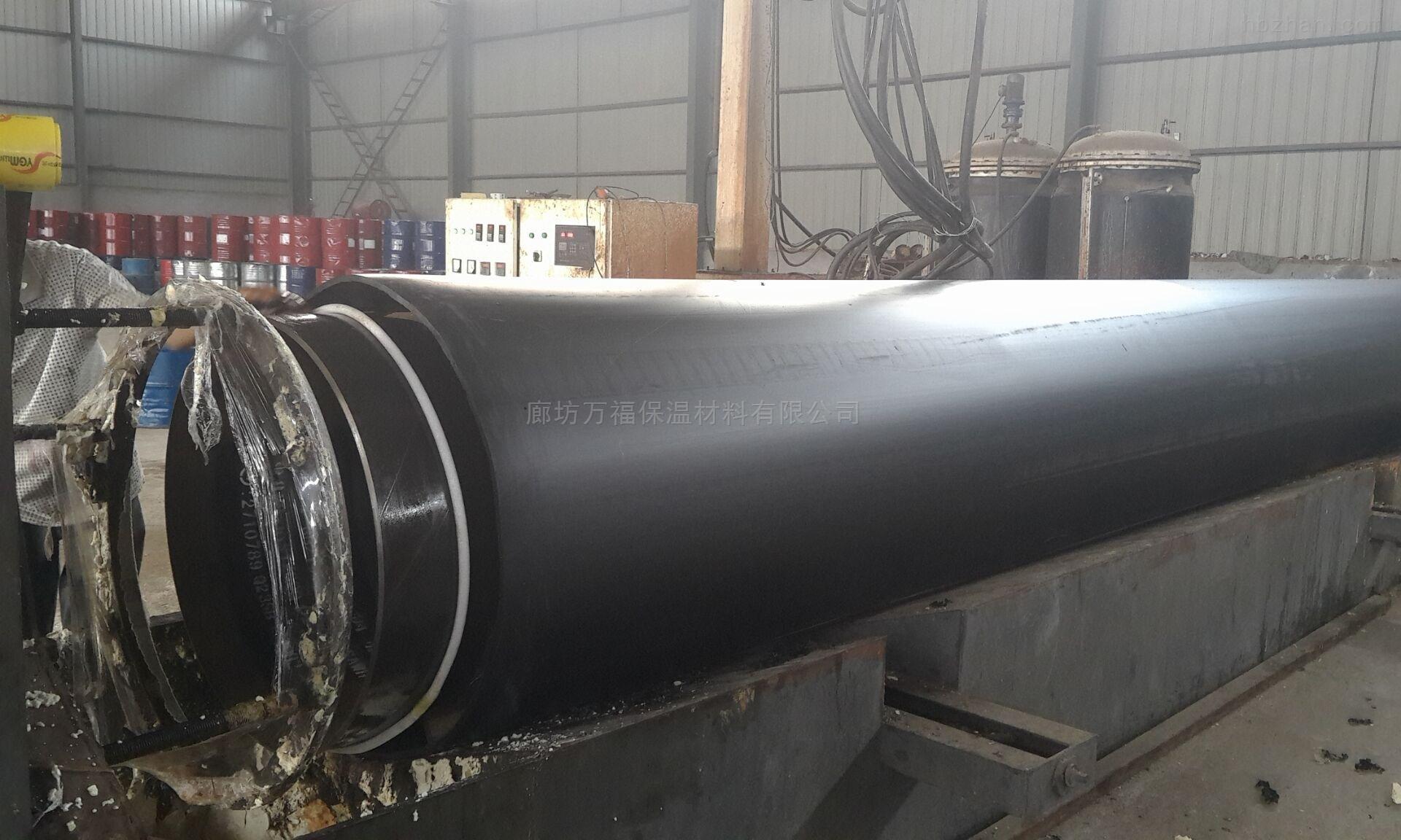 氰聚塑直埋保温管生产厂家直销
