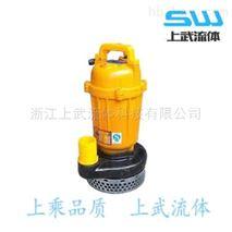 WQD型不銹鋼污水潛水泵 無堵塞潛水電泵