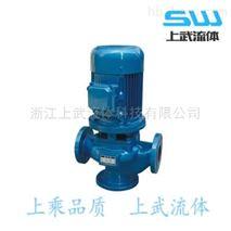 GW型鑄鐵立式排汙泵 單級單吸管道離心泵
