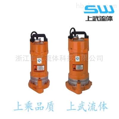 BQS型矿井防爆潜水泵 离心式水泵外装式电泵