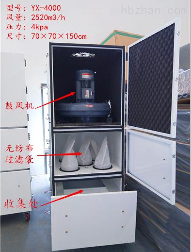 抛光吸尘器 砂轮抛光集尘机 粉尘收集集尘器