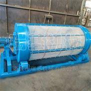 泸州污水过滤设备旋转微滤机