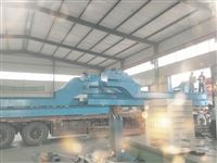 ZDe山東中德供應中德牌ZDe系列刮板式排屑機