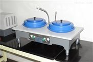 PG-2B金相製樣拋光機 電動兩個盤砂紙磨拋機