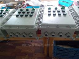 BDG58-10回路 防爆动力配电箱带电磁起动