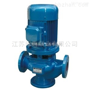 GW管道泵排污泵