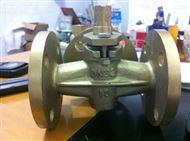 X44W全铜三通旋塞阀