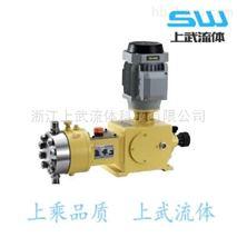 JYX型液压隔膜式计量泵 工作原理