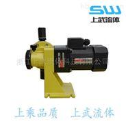 JMW型隔膜式计量泵 工作原理