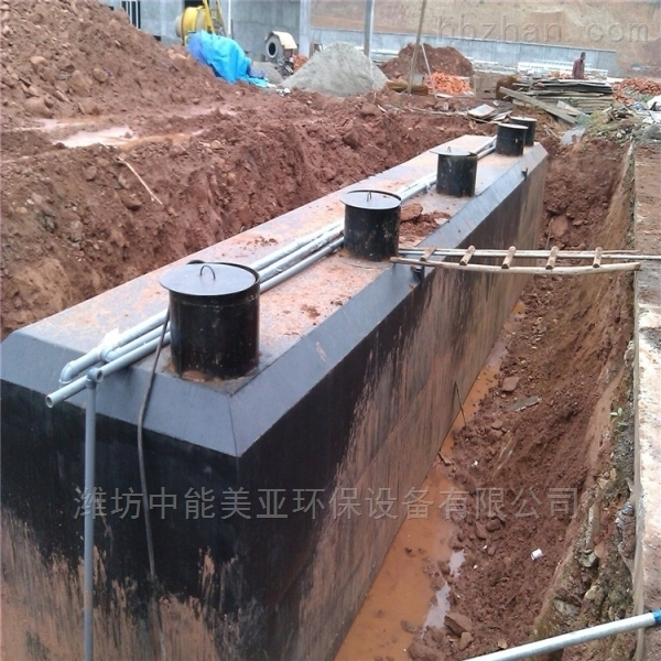 高速收费站污水处理设备