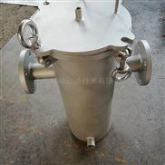 不鏽鋼直通籃式過濾器
