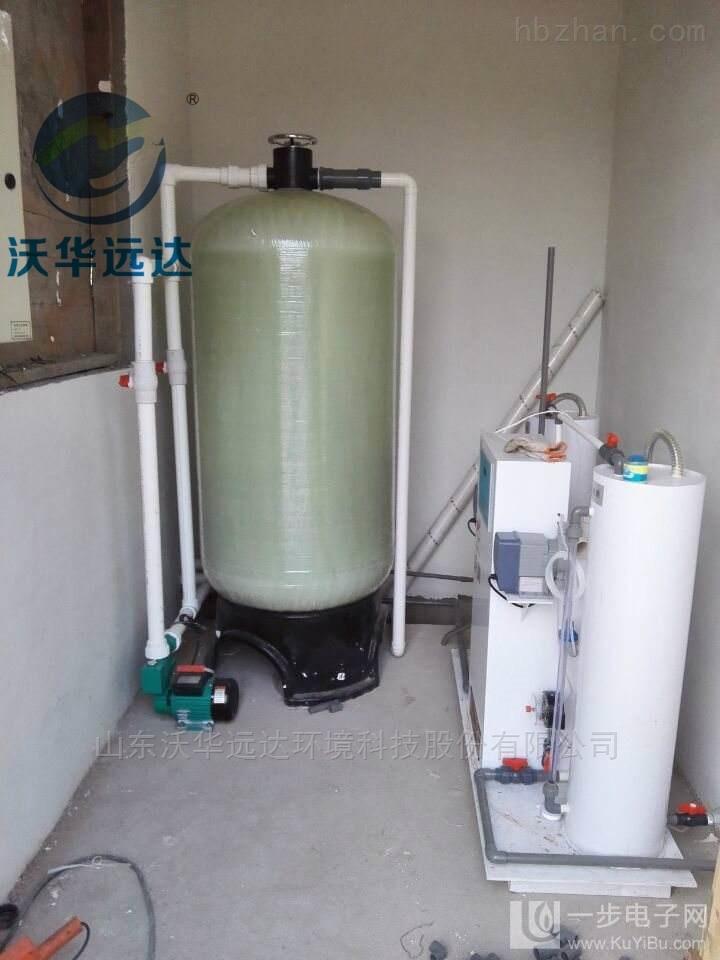 鹤壁一体化医疗污水处理设备