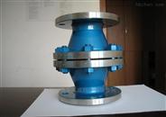 GZW-1阻燃防爆管道阻火器