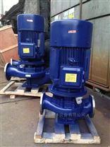 低轉速大流量立式單級熱水管道離心泵