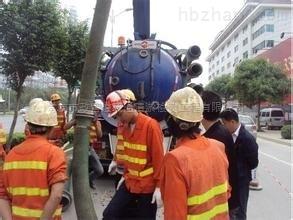 污水管道清淤 城市管道吸污检测工程施工