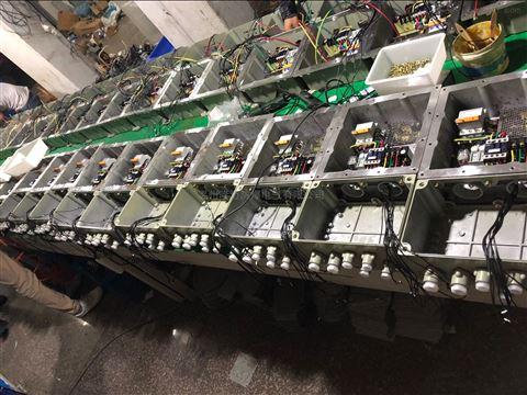 XBK-10防爆磁力启动器