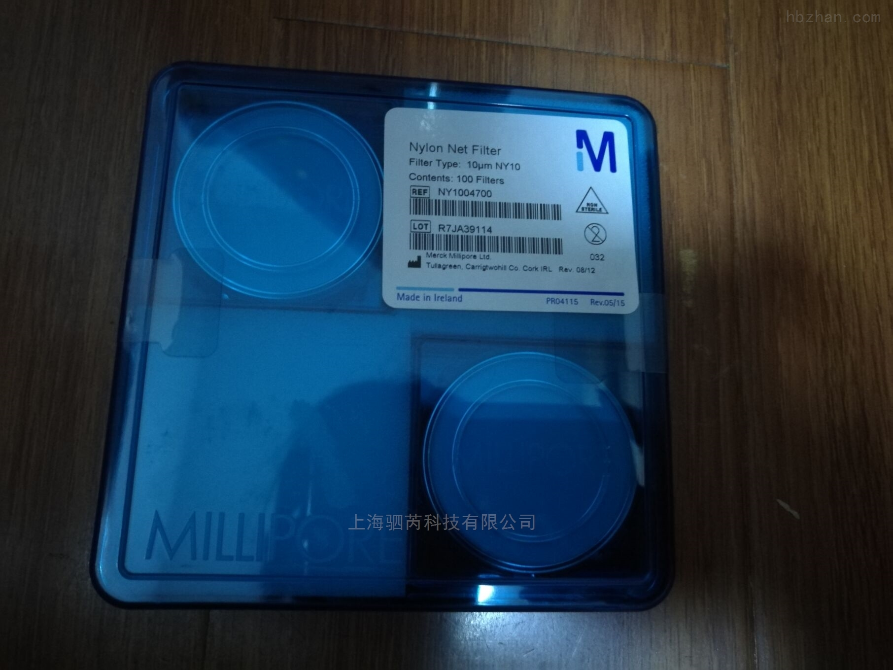 Millipore 尼龙网格膜 10 um