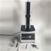 高品质电动立式单柱测试台高精度拉力试验机