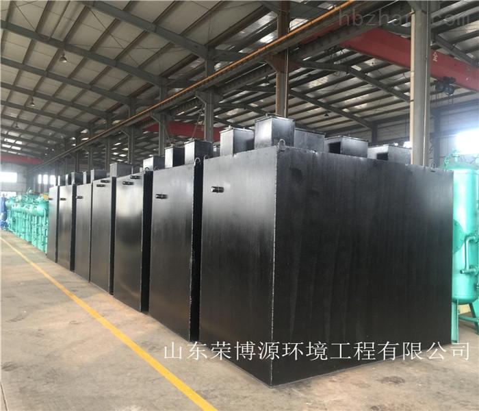 荣博源养鸡场污水处理设备使用范围