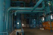渭南污水处理厂加盖设备维修