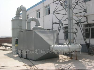 废气吸附浓缩处理技术