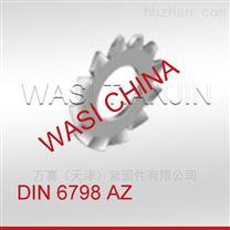 DIN6798锯齿垫圈