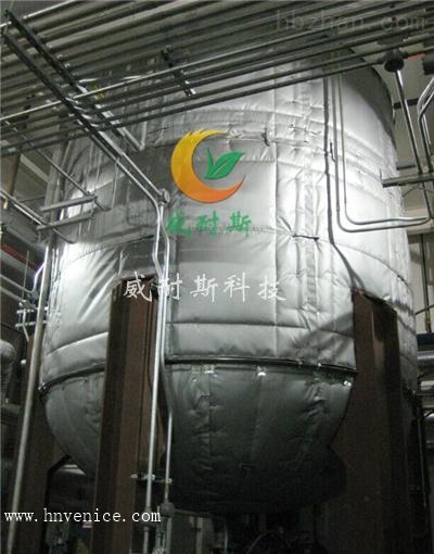 容器罐体保温衣可拆卸保温套