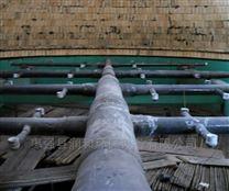脱硫塔喷淋管生产厂家A玻璃钢喷淋层改造