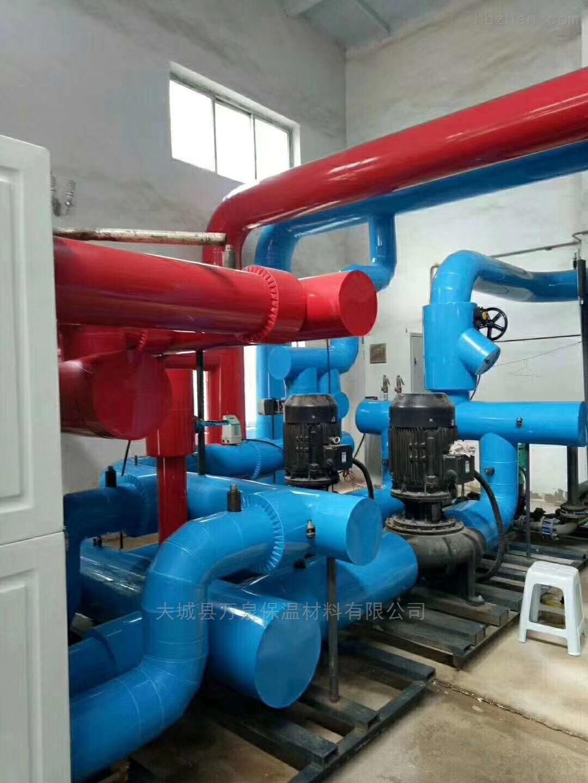 PVC保温外保护彩壳预制成型光洁耐候耐腐蚀