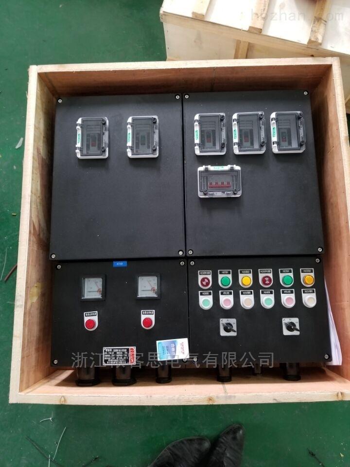 FXMD三防照明动力配电箱检修箱带漏电保护
