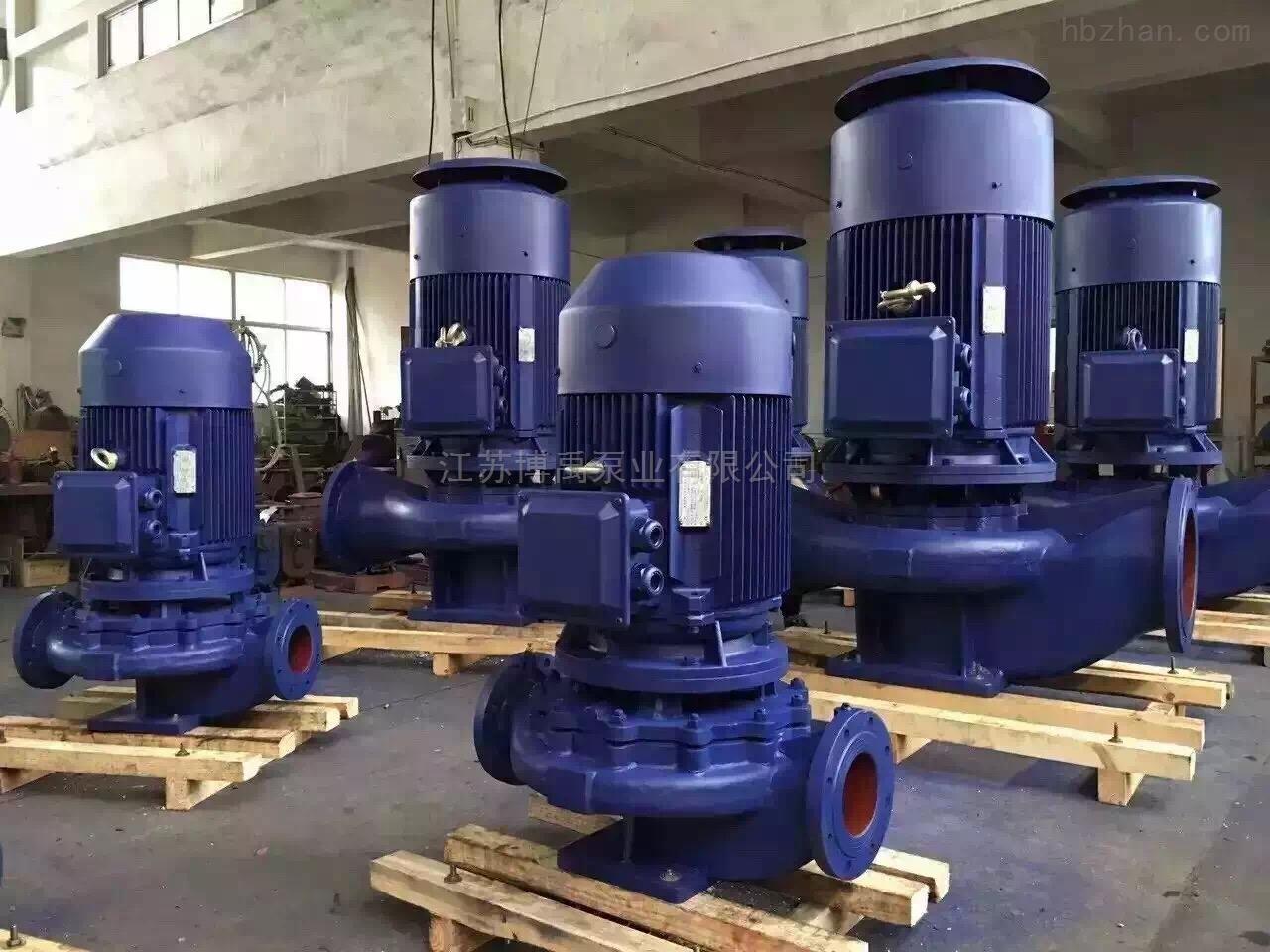 标准立式单级离心泵