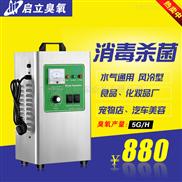啟立5g臭氧發生器 化妝品車間瓶子消毒機