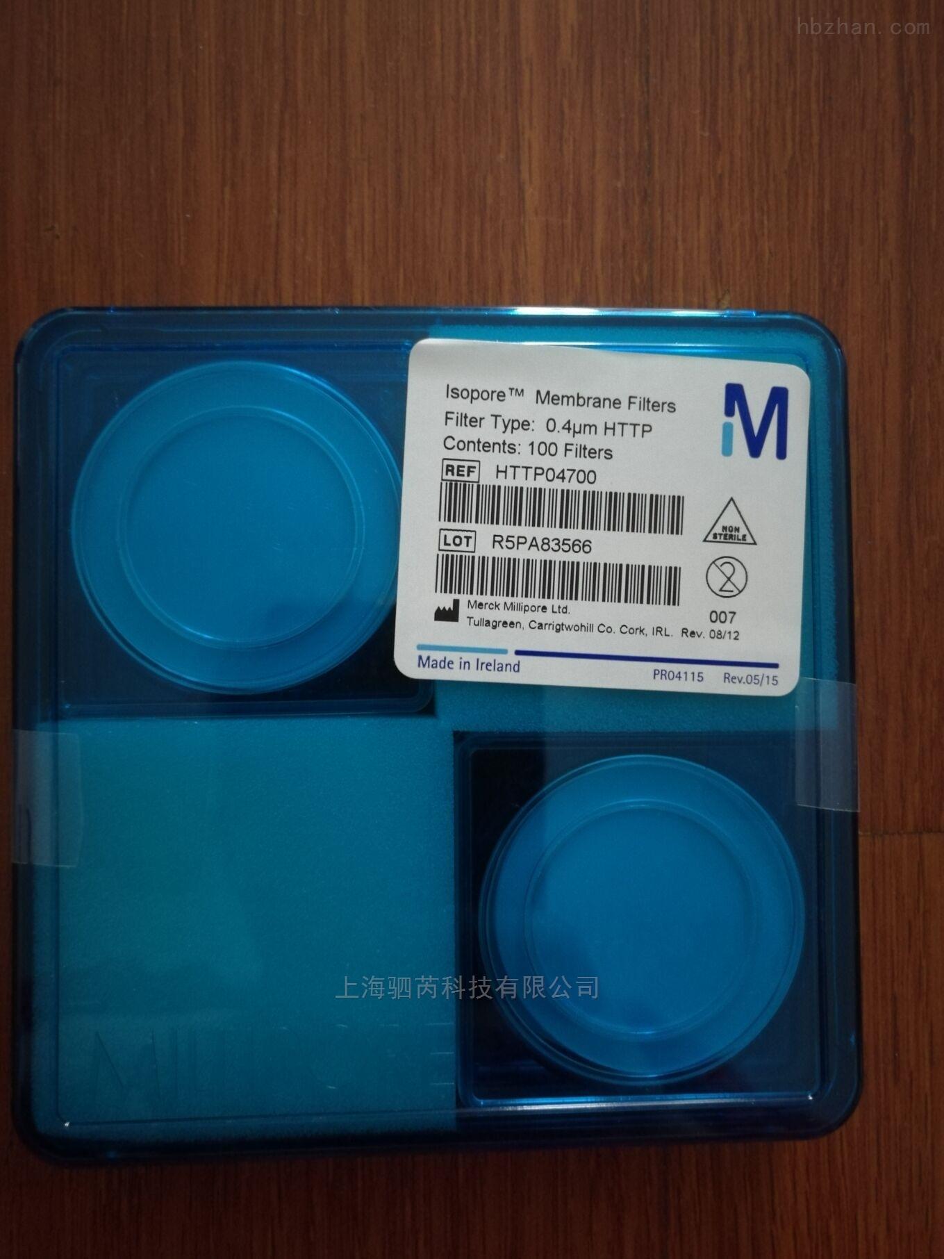 密理博IsoporePC过滤膜0.4um孔径47mm