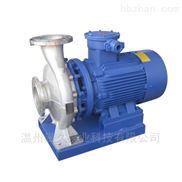 不锈钢耐腐蚀IHW型管道泵