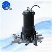 QXB1.5 潜水推流表面曝气机参数工作原理