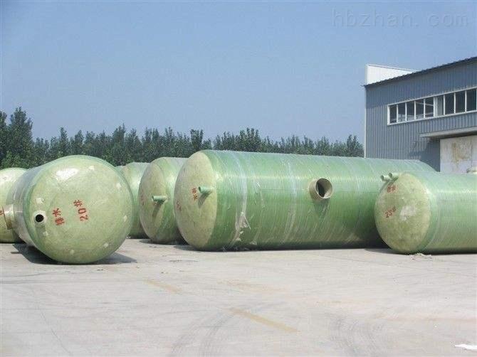 新农村玻璃钢生活污水处理设备